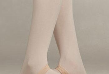 Capezio Split Sole Daisy Leather Ballet Slipper