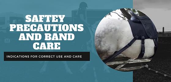 Equine Balance Bands equiband instructions