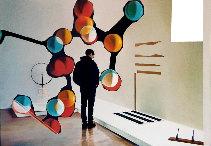 Duchamp Explosion