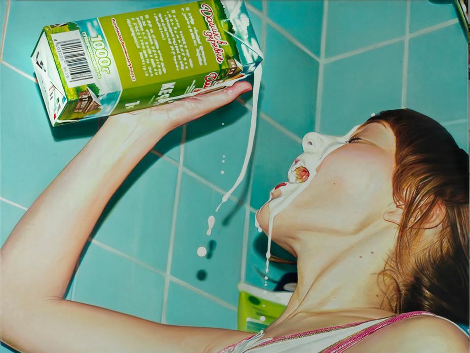 Milk Girl (2nd verison)