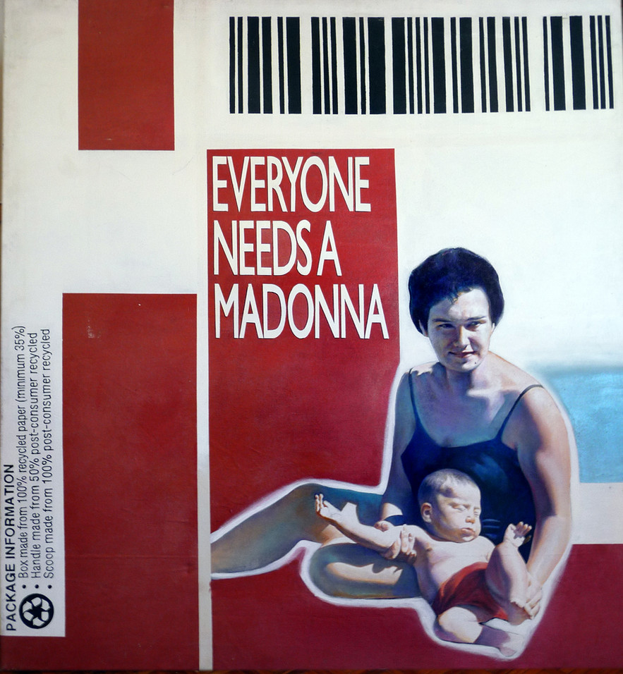 Everyone Needs a Madonna