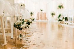 Sweet glam ceremony options