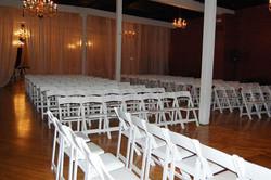 Ceremony Set Up 2