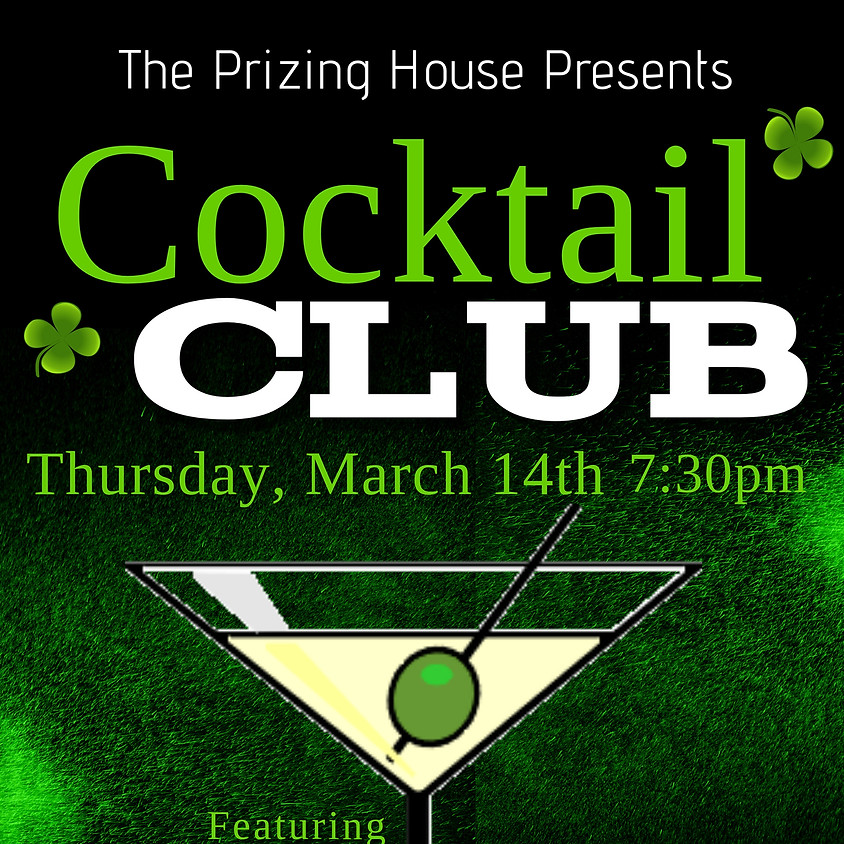 March Cocktail Club