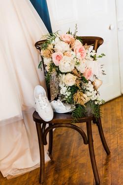 Bridal Suite areas