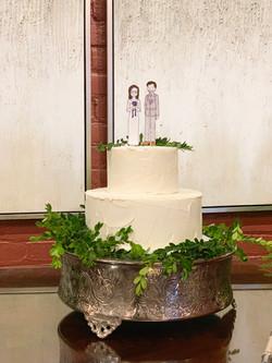 Sweet cake details
