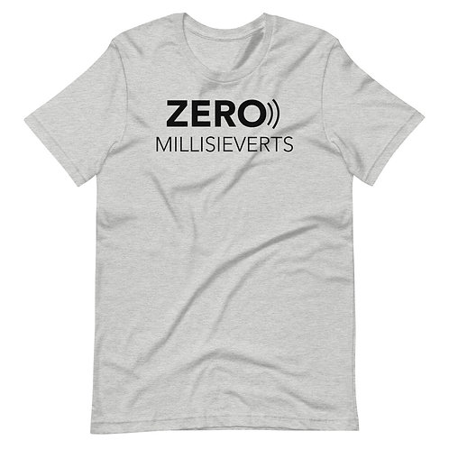 Zero Millisieverts Short-Sleeve T-Shirt