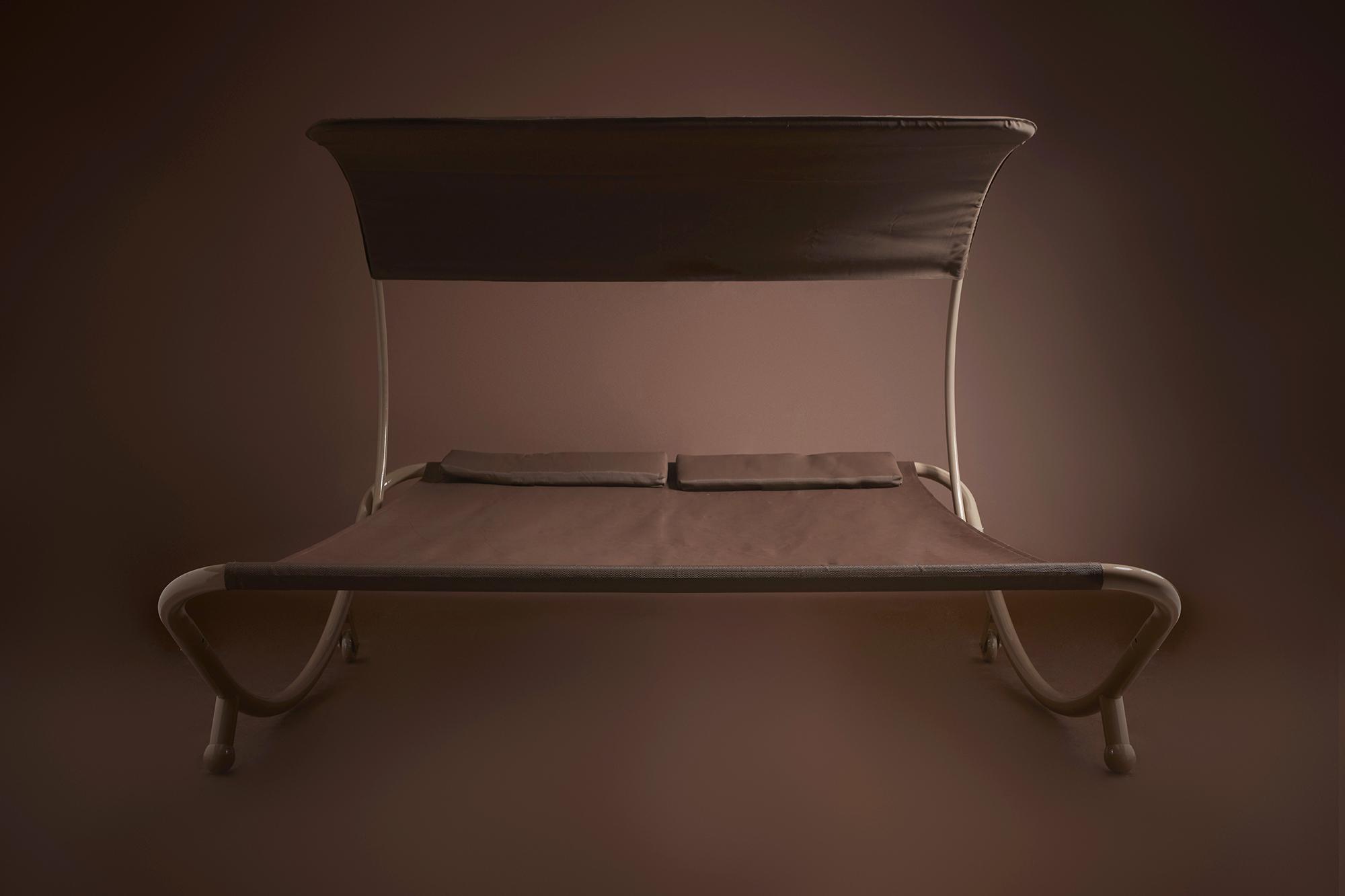 Plasma Vista - Bed - Front