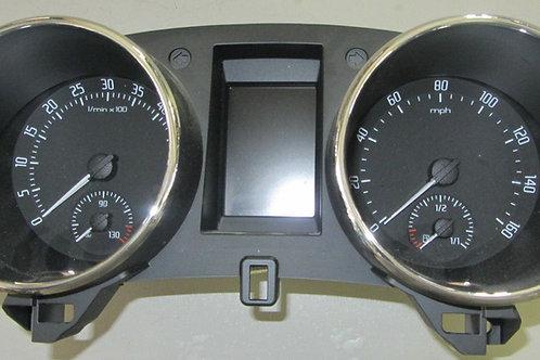 Skoda Yeti 1.2 - 2.0 Dashboard Instrument Cluster - PART NO: 3T2920941H / A2C533