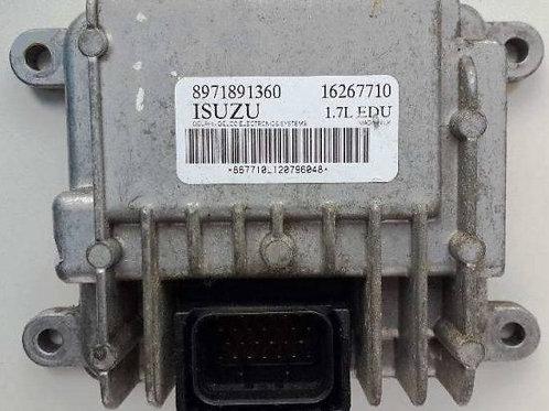 Vauxhall / Opel 1.7Dti EDU Repair