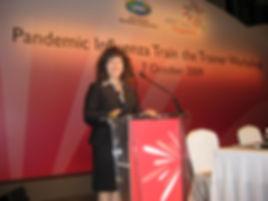 Lisa Koonin Singapore 2009.JPG