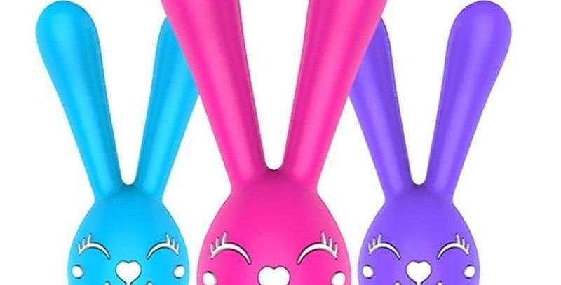 iGox Nancy | Estimulador Happy Bunny - Intenso Duplo Vibrador
