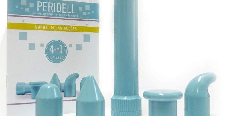 Massageador Terapêutico Peridell ELE E ELA - Hot Flowers
