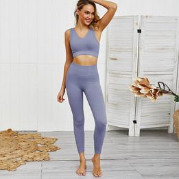V Shape Yoga Set