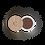Thumbnail: Ombre à Paupières Mate N°80 - Cacao