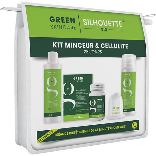 Kit Minceur et Cellulite 28 Jours