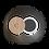 Thumbnail: Ombre à Paupières Mate N°74 - Anthracite