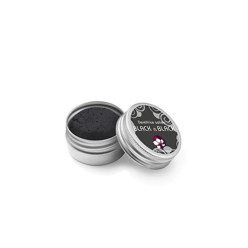 Dentifrice Solide - Black is Black 20g