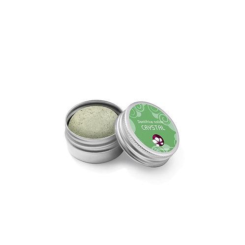 Dentifrice Solide - Crystal 20g