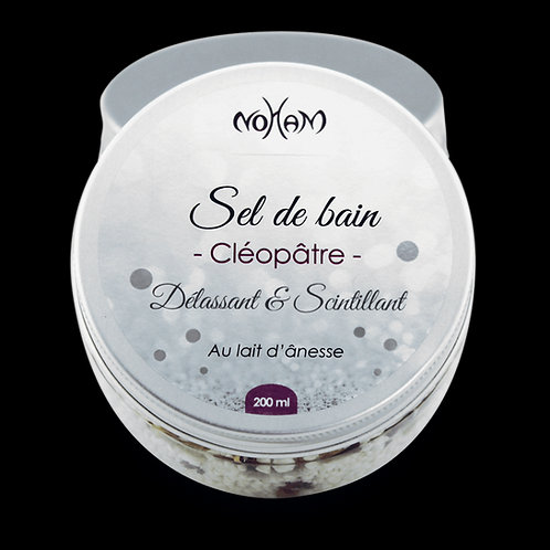 Sels de Bain - Cléopâtre 200 mL