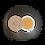 Thumbnail: Ombre à Paupières Nacrée N°109 - Feuille d'Or