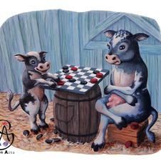 Cow Checker Challenge