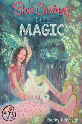 She Carries The Magic