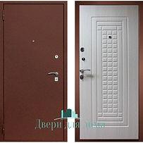 Alt-металлическая дверь в дом