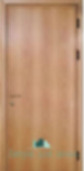 Alt-металлическая дверь с внутренним открыванием