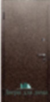 Alt-дверь с порошковым напылением