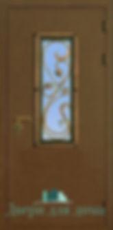 Alt-стальная дверь для загородного дома