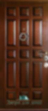 Alt-элитная металлическая дверь