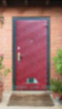 Alt-металлическя дверь для загородного дома недорго