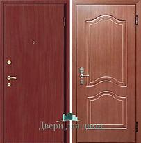 Alt-дверь металлическая с внутренним открыванием