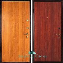 Alt-стальная дверь для дома