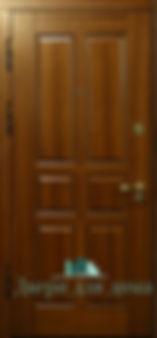 Alt-дверь массивом