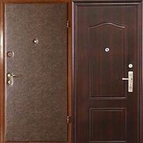 Alt-металлическая дверь в квартиру с внутренним открыванием