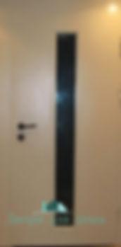 Alt-дверь со стеклом двухстворчатая