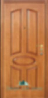 Alt-дверь массивом дуба