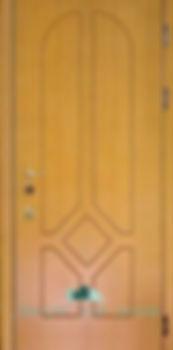 Alt-дверь с шумоизоляцией входная