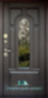 Alt-дверь со стеклом