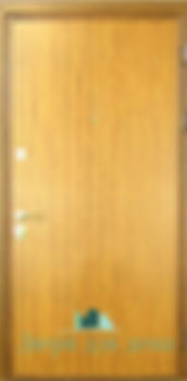 Alt-дверь с шумоизоляцией стальная