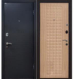 Alt-металлическая дверь в квартиру