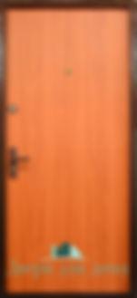 Alt-дверь с ламнатом