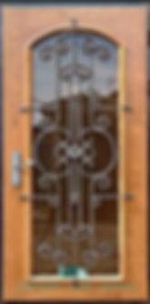 Alt-входная дверь для загородного дома