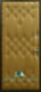 Alt-дверь с винилискожей дутая