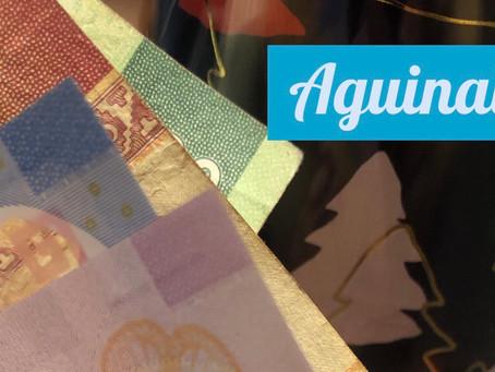 El aguinaldo, cuándo y cómo se debe pagar.