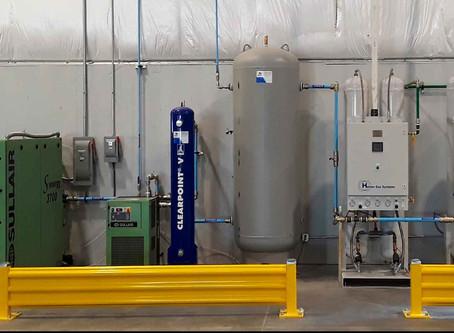 Caso de éxito: Generador de Nitrógeno Holtec