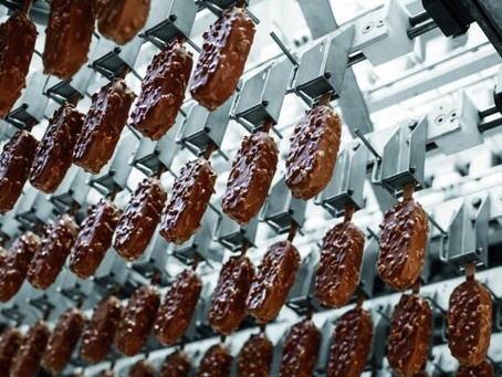 Unilever Ice Cream Plant Reduces Compressed Air Consumption with Pneumatic Energy Efficiency Module