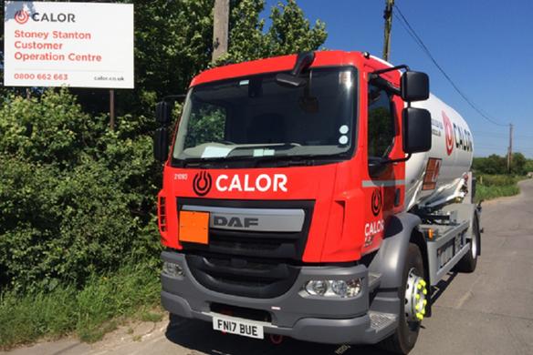 MAGSPLIT Calor Truck